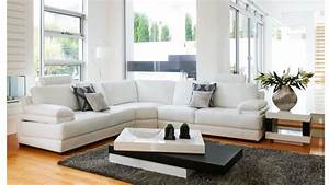 tahiti leather modular lounge suite lounges living With living room furniture harvey norman