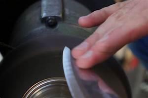 Messer Schleifen Winkel : mit der schleifmaschine messer sch rfen so wird 39 s gemacht ~ Frokenaadalensverden.com Haus und Dekorationen