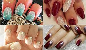 simple and brilliant nail ideas festive and