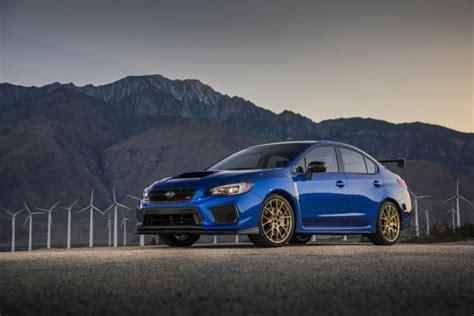 2019 Subaru Sti Ra by More Power Coming To The Subaru Wrx Sti For 2019 The