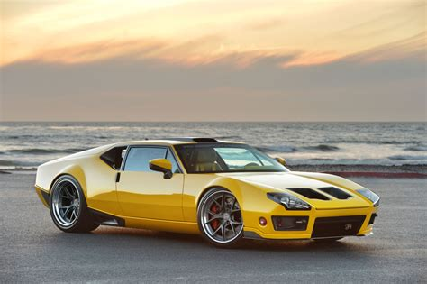 Ring Brothers Cars by 1971 De Tomaso Pantera Adrnln Ringbrothers