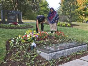 send flowers today gallery l muhammad ali 39 s gravesite completed