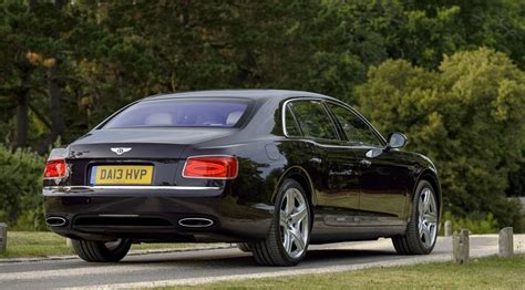 Review Bentley Flying Spur by Bentley Flying Spur Mulliner 2013 Review Car Magazine
