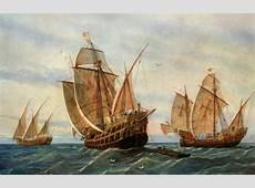 ¿Cuántos viajes hizo Colón? Los viajes de Cristóbal Colón