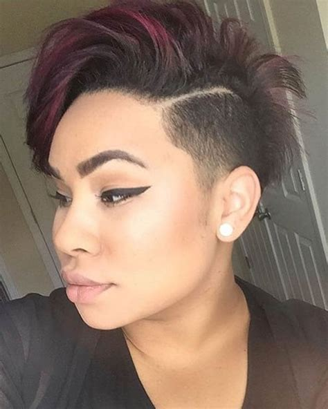In the past, people always consider the long manes represent. Curly Pixie Hairstyles & Haircuts 2017-2018 & Trend Short Pixie Hair Ideas in 2017 (4) - HAIRSTYLES