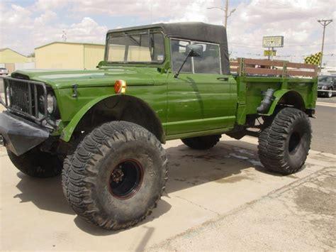 jeep old 1967 jeep kaiser m715 military truck 4x4 random likes
