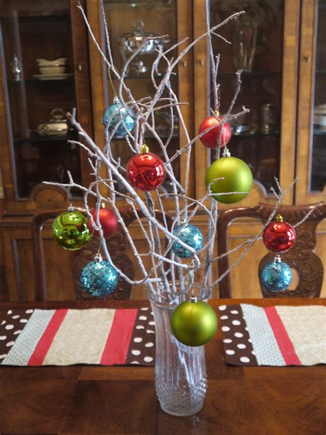 christmas centerpiece decorations ideas