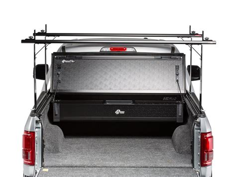 tonneau cover with bed rails bak industries bakflip cs hard folding truck bed cover