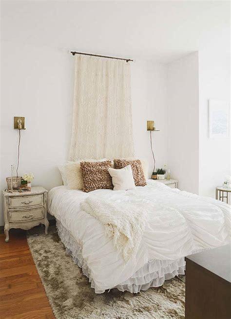 amazing solutions  bedroom headboard alternatives