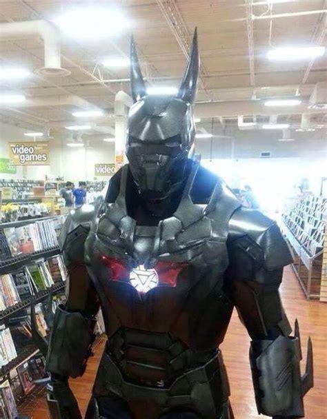 Iron Man And Batman Mashup Cosplay — Geektyrant