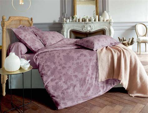 linge de chambre linge de lit bois de linvosges