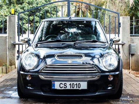 Used Mini Cooper S Cabrio   2007 Cooper S Cabrio for sale   Flic en Flac Mini Cooper S Cabrio ...