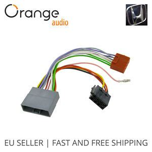 2006 Honda Civic Radio Wiring Harness by Wiring Harness Adapter For Honda Civic 2006 Iso Stereo