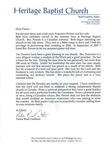 sle letter of recommendation for student letter of recommendation from pastor for student letter re