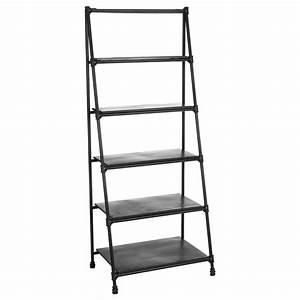 étagère échelle Ikea : etagere acier awesome pour ltagre dressing modulable ~ Premium-room.com Idées de Décoration