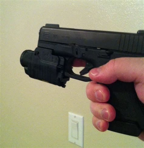 glock tactical laser and light p320 entry gear review glock gtl tactical light and laser