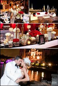 real florida wedding alexis and joey39s old hollywood With hollywood themed wedding reception ideas