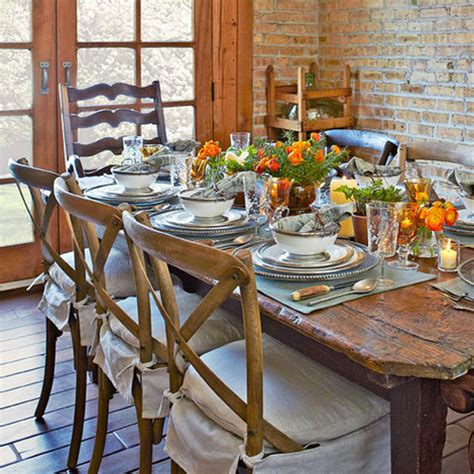 casual dining rooms  ease  comfort traditional home