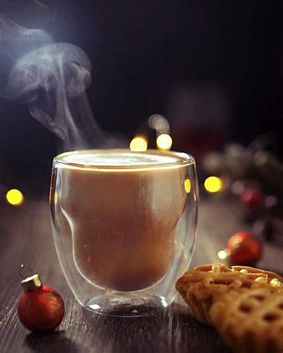 Tea Morning Gifs Coffee Animated Steaming Cinemagraphs
