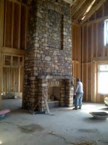 Building Stone Fireplace by Steven Goff Masonry Chimneys Let Our Chimney Masons