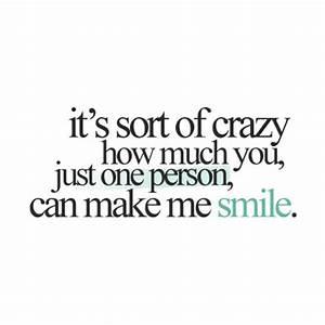 Make Me Smile Quotes. QuotesGram