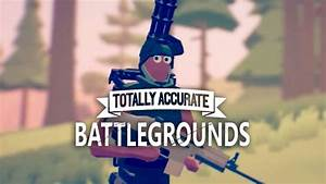 Totally Accurate Battlegrounds Is PUBG But With Ridiculous