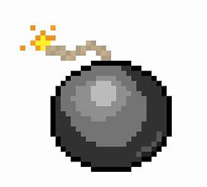 Pixel Art Bombe : pixel bomb pixel art maker ~ Melissatoandfro.com Idées de Décoration