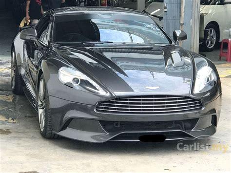 Aston Martin Vanquish 2012 5.9 In Kuala Lumpur Automatic