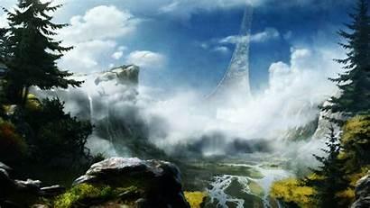 Halo Evolved Combat Tapety Pc Desktop Landscape