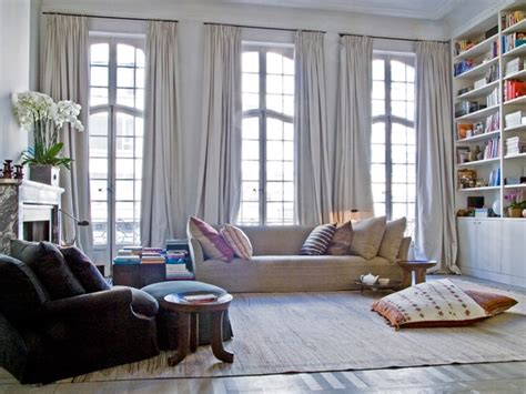 Vorhang Ideen Für Wohnzimmer by Wohnzimmer Vorh 228 Nge Ideen