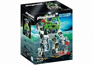 playmobil 5152 robot des e rangers abapri france With photo de plan de maison 8 notice de montage playmobil 5167 maison transportable