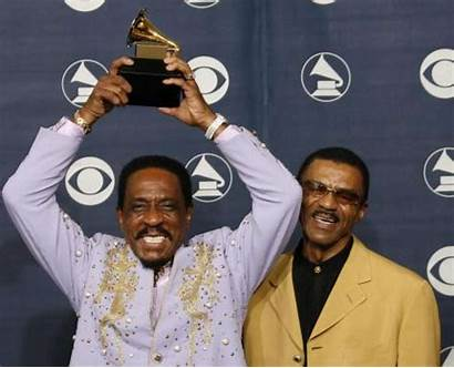 Ike Turner Dead Grammy Blues Pose Award