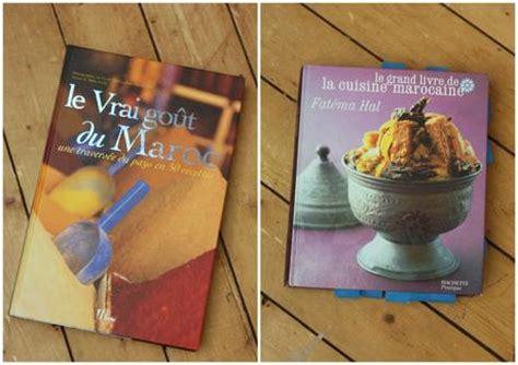 livre cuisine marocaine la cuisine marocaine livre paperblog