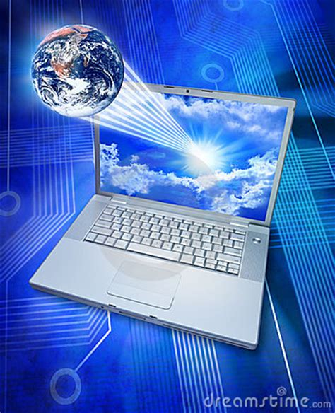 global information computer technology royalty  stock