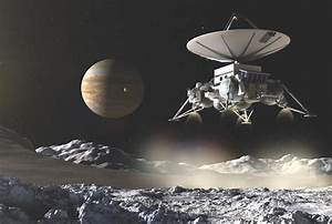 Could we land on Ganymede? Russia says yes, and here's how ...
