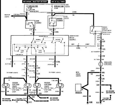 buick grand national wiring diagram buick wiring