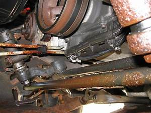2001 Chevrolet Silverado Transmission Cooler Lines Rusted