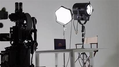 Camera Behind Scenes Robots Incredible Robot Studio