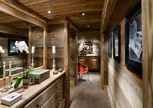 Decoration interieur chalet montagne 50 idees inspirantes for Decoration interieur chalet bois