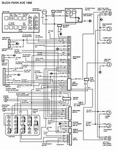 97 Park Avenue Wiring Diagram