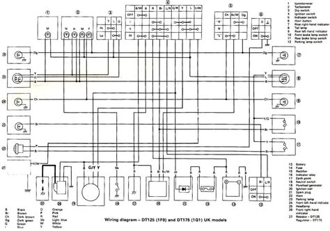 2010 Yamaha R6 Wiring Diagram Pdf by Dt Colombia Manuales Yamaha Dt