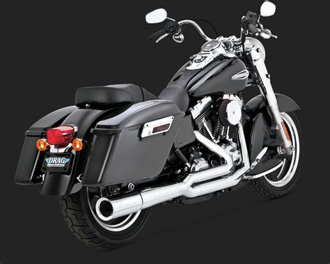 Vance & Hines Pro Pipe Performance Exhaust System In
