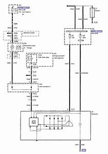 Howtorepairguide Com  Alternator Wiring Diagram For 2001 Mercury Villager