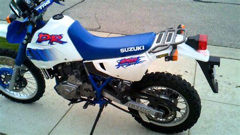 1994 Suzuki Dr650 by 94 Suzuki Dr650 With Supertrapp Exhaust