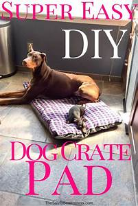 25 best ideas about diy dog crate on pinterest dog With best dog bed for the money