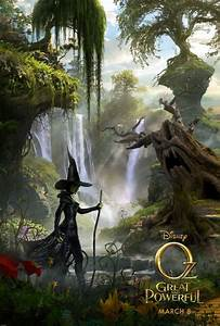 New Posters for Oz The Great and Powerful - IGN