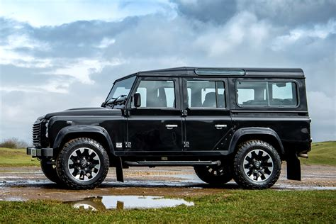 Land Rover Photo by Land Rover Defender 110 Station Wagon 1990 2017 Photos