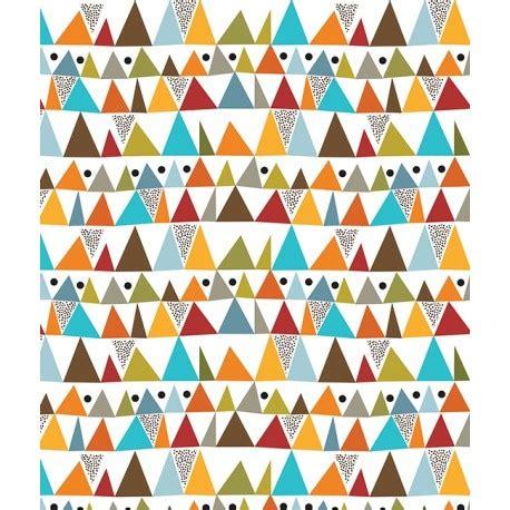 l 233 de papier peint g 233 om 233 trique multicolore lilipinso