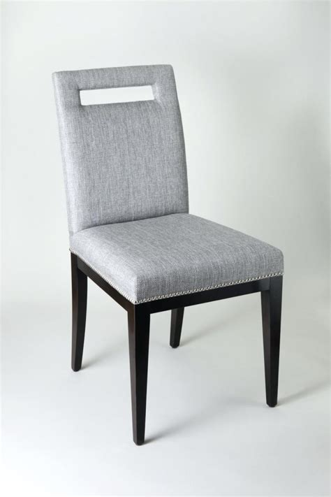 leather dining chair modern black with wooden legs plus