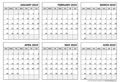 month calendar printable  calendar printable